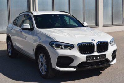 BMW X4 xDrive 20 d Advantage (G02) bei Auto Nett GmbH in 4600 – Wels