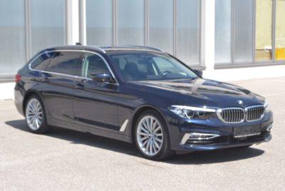 BMW 530 d xDrive Luxury Line Touring (G31) bei Auto Nett GmbH in 4600 – Wels