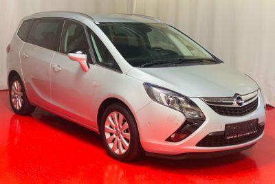 Opel Zafira Tourer 1,6 CDTI ecoflex  Start/Stop System bei Auto Nett GmbH in 4600 – Wels