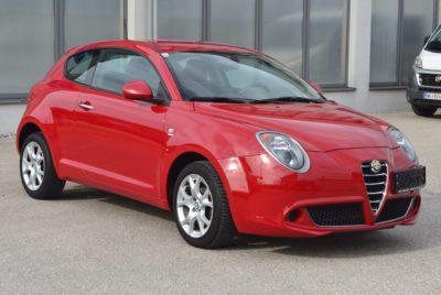 Alfa Romeo MiTo Impression (145) bei Auto Nett GmbH in 4600 – Wels