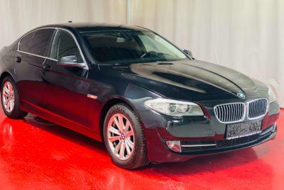 BMW 520 5er-Reihe Diesel (F10 LCI) bei Auto Nett GmbH in 4600 – Wels