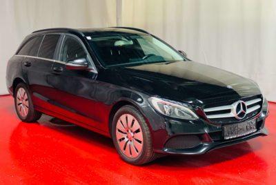 Mercedes-Benz C 220 d T 4MATIC Aut. bei Auto Nett GmbH in 4600 – Wels