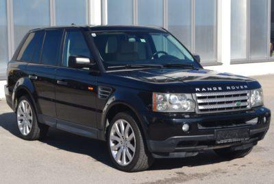 Land Rover Range Rover Sport bei Auto Nett GmbH in 4600 – Wels