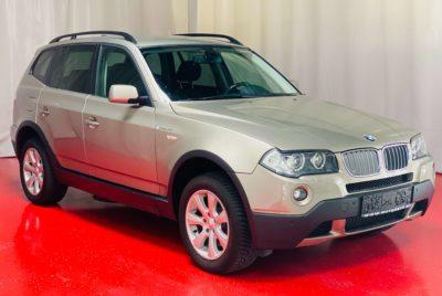 BMW X3 3,0d Österreich-Paket Aut. bei Auto Nett GmbH in 4600 – Wels