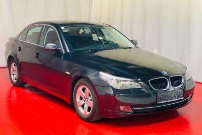 BMW 520 d Lim. (E60) bei Auto Nett GmbH in 4600 – Wels
